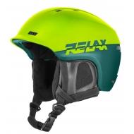 Šalmas Relax  Compact green