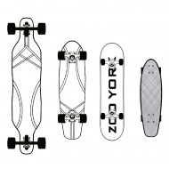 Longboardai, Riedlentės, Mini boardai.