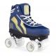 Riedučiai Rio Roller Varsity Quad Blu/Gold