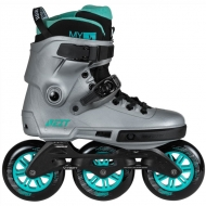 Riedučiai Powerslide Next Arctic Gray 110