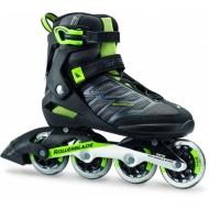 Riedučiai RollerBlade Spark 84 green/black