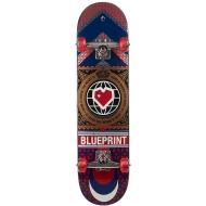 BluePrint riedlentė Home Heart Red