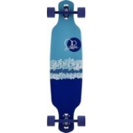 Ocean Pasific longboardas Wide Drop Blue
