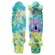 "Penny Cruiser 27"" Skull Splatter Ltd Multi"