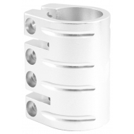 Blazer Pro Quad Clamp With Shim Silver