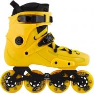 FR skates FR1 80 yellow