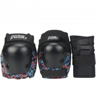 Apsaugos Flying Eagle ARMOR PRO Multicolor Junior