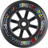Longway Tyro Nylon Core Pro Wheel (100mm – Black)