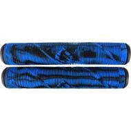 Striker Thick Logo Pro Grips (Black/Blue)