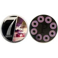 Penny Bearings Abec 7 (Display Tin) Purple