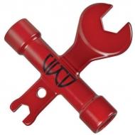 WICKED X-Tool raktas riedlentei