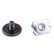 Varžtas Powerslide Cuff Screw 9mm