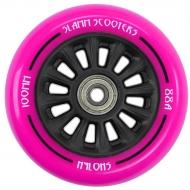 Paspirtuko ratas SLAMM 100mm Pink