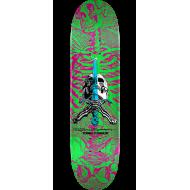 "Riedlentės deck'as Powell Peralta Skull&Sword Pink/Green 247 K20 8"""