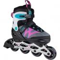 Skatelife Inline riedučiai Motion Black/Pink