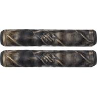 Striker grips (Black/Gold)