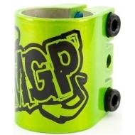 MGP triple clamp green