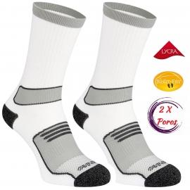 Riedučių kojinės 2 Poros Vyriškos
