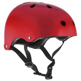 SFR helmet Metalic red