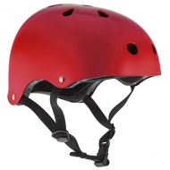 SFR helmet Metalic red