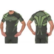Brubeck Vyriški Termo marškinėliai Short Dry