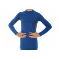 Brubeck Vaikiški Termo marškinėliai mėlyni