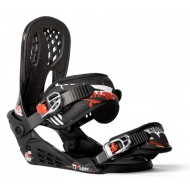 Nidecker Bindings Cult Black/Red