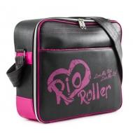 Rio Roller quad riedučių rankinė pink