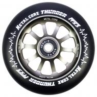 BW paspirtuko ratas THUNDER black/titanium 120mm