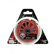 100MM Bestial Wolf  PILOT white/red