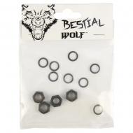 Bestial Wolf Lock Nuts