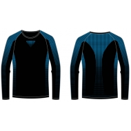 R2 Vaikiški termo marškinėliai blue