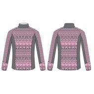 R2 Vaikiški termo marškinėliai pink