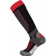 Slidinėjimo kojinės Relax Compress red