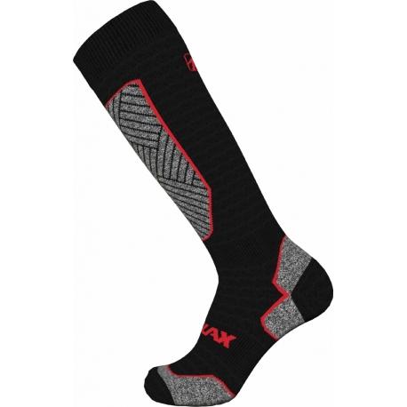 Slidinėjimo kojinės Relax Alpine red