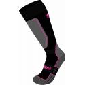 Slidinėjimo kojinės Relax Carve pink