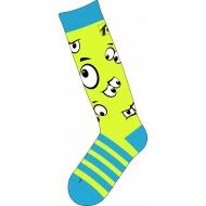 Slidinėjimo kojinės Relax  Jr. Happy green