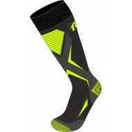 Slidinėjimo kojinės Relax  Jr. Thunder green