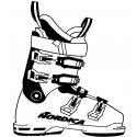 Slidžių batai